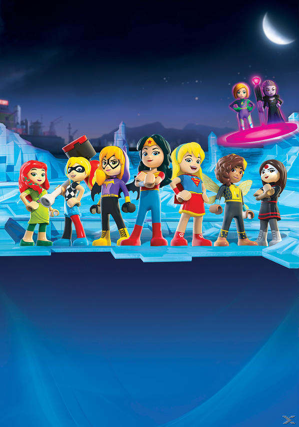 LEGO DC Super Hero Girls: Im Bann des Diamanten - (DVD)