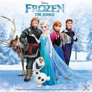 Frozen (Die Eiskönigin): The Songs, Englisch