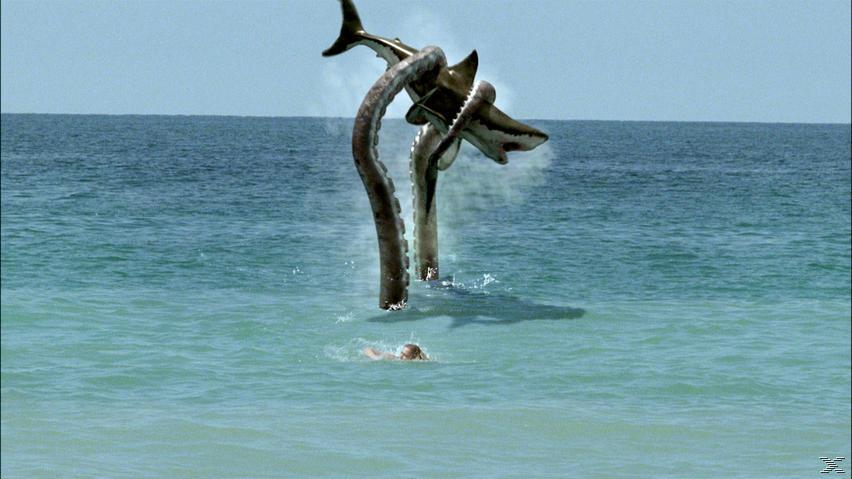 Sharktopus - (3D Blu-ray)