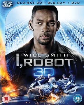 Εγώ, Το Ρομπότ - 3D & 2D Blu-Ray
