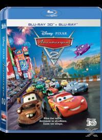 Αυτοκίνητα 2 3D [3D+2D Blu-Ray]