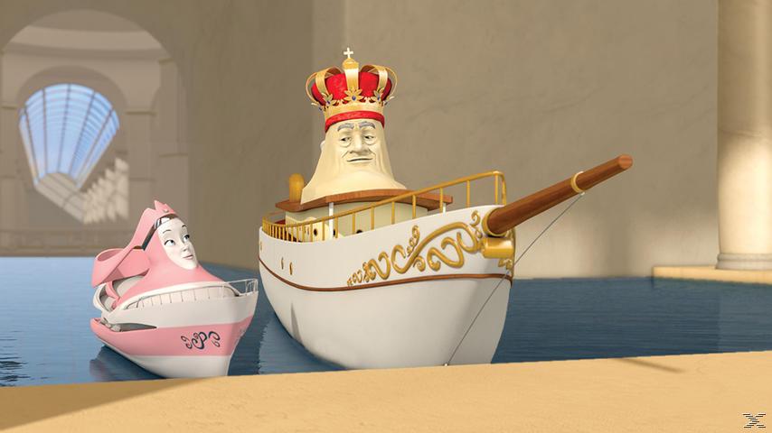 Boats - Elias und die königliche Yacht - (DVD)