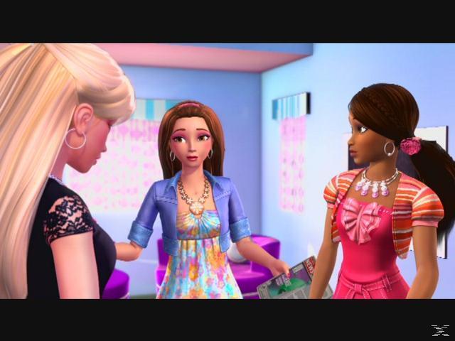 barbie und der modezauber in paris