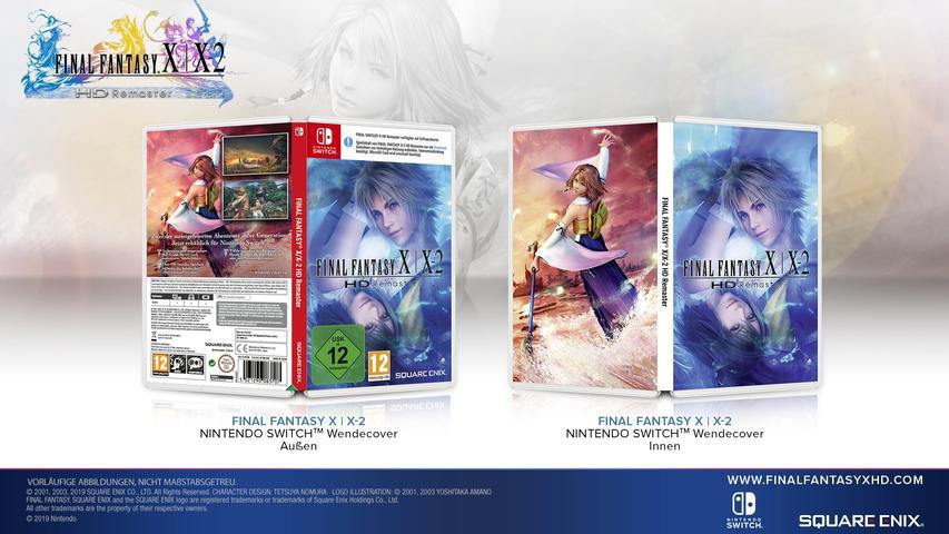 Final Fantasy X/X-2 Nintendo Switch