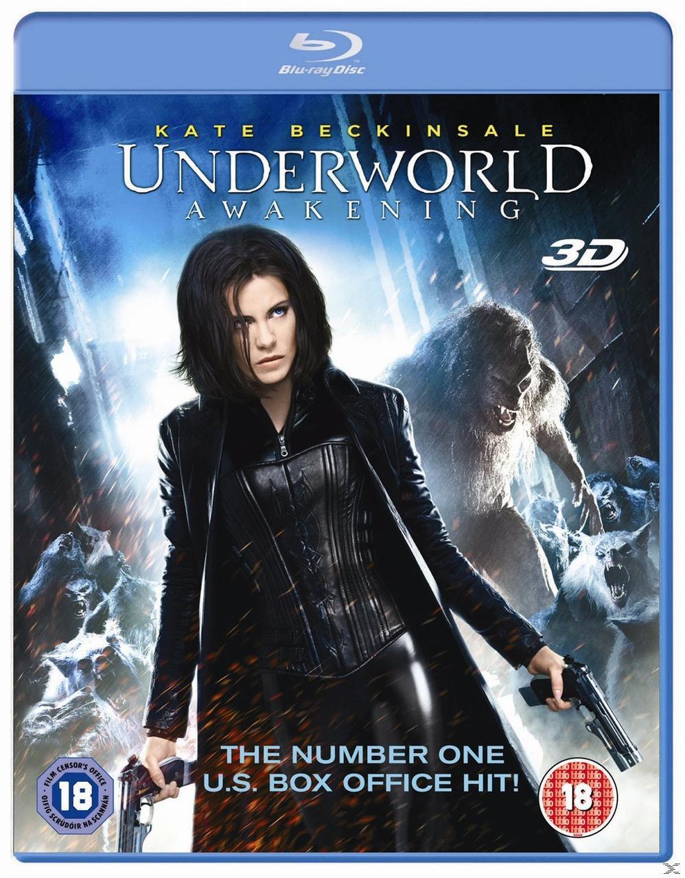 Underworld: Η Αναγέννηση - 2 Disc Bluray
