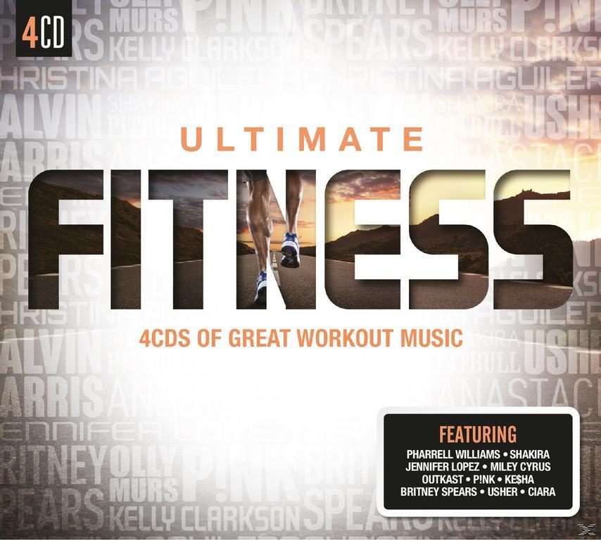 ULTIMATE…FITNESS (4CD)