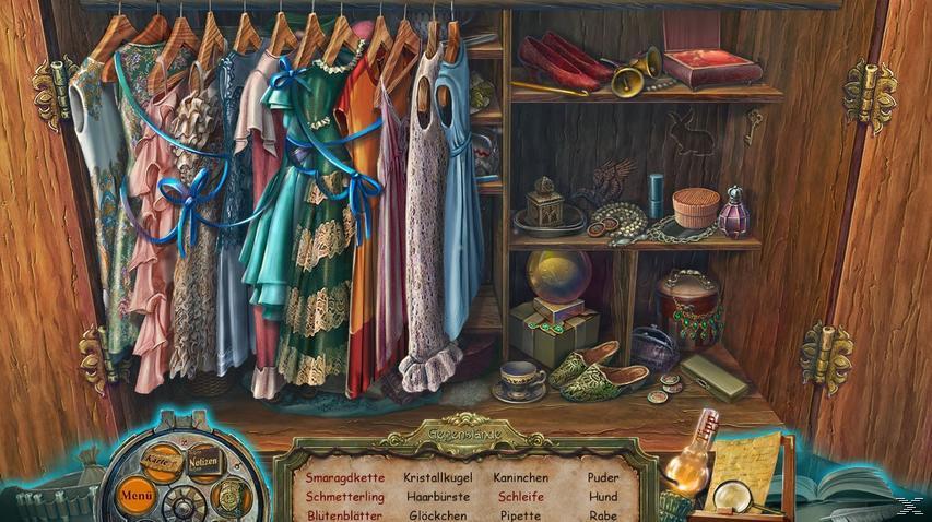 Dark Tales: Edgar Allan Poes Das Geheimnis der Marie Rogêt - PC