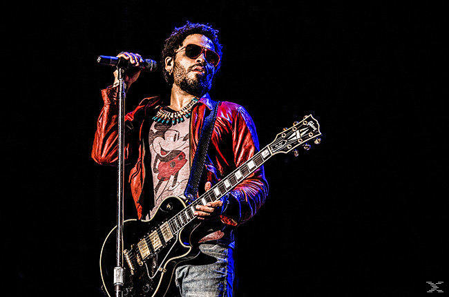 Lenny Kravitz - Lenny Kravitz - Just Let It Go - (Blu-ray)