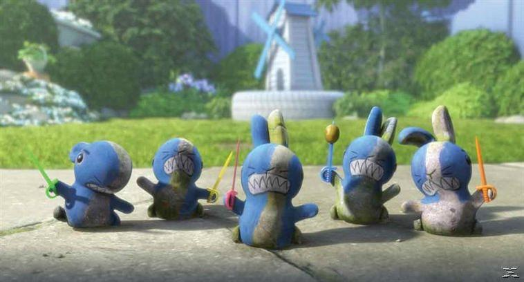 Gnomeo und Julia [Blu-ray]