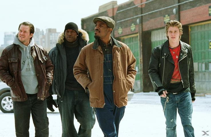 Vier Brüder [Blu-ray]