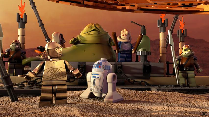 LEGO® Star Wars®: Die Padawan Bedrohung/ Das Imperium schlägt ins Aus/ Die Yoda Chroniken - (DVD)