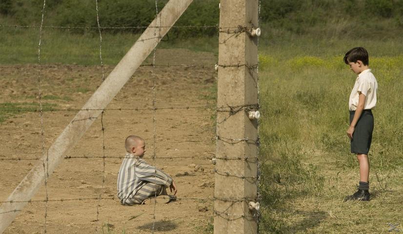 Der Junge im gestreiften Pyjama - (DVD)