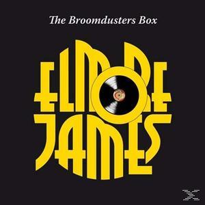 The Broomdusters Box-3lp & 2cd Box