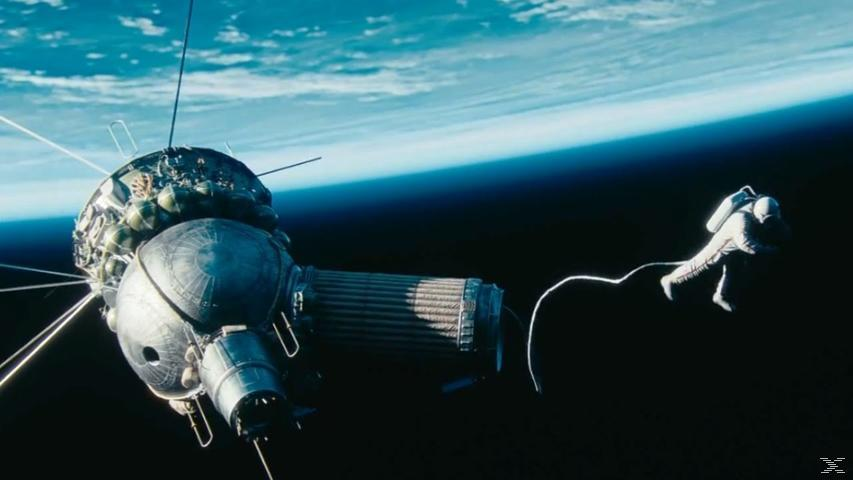 Spacewalker - (Blu-ray)