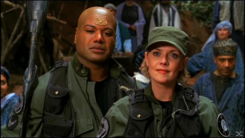 Stargate Kommando SG1 - Staffel 7 [DVD]