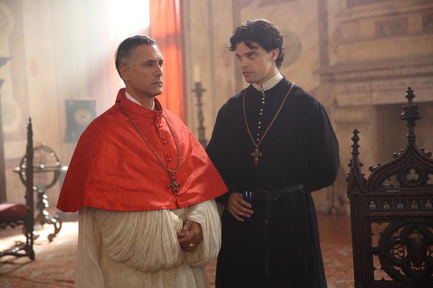 Die Medici: Lorenzo der Prächtige - Staffel 2 [Blu-ray]