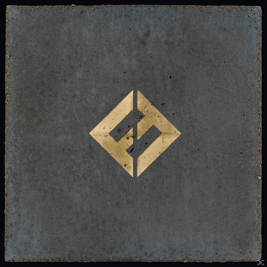 CONCRETE AND GOLD (2LP)