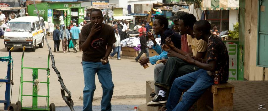 NAIROBI HALF LIFE (+BONUS) [DVD]