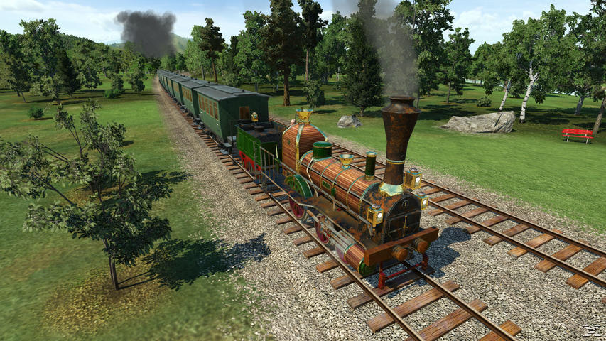 Transport Fever - PC
