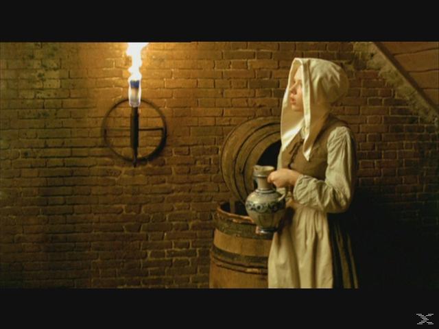 Das Mädchen mit dem Perlenohrring [DVD]