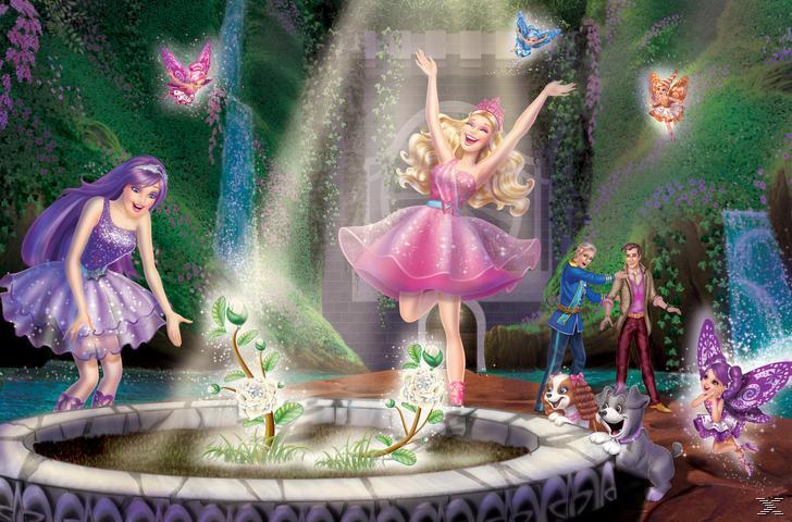 Barbie - Die Prinzessin und der Popstar - (DVD)