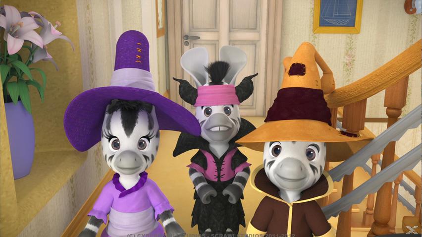 Zeo - Die Halloweenjagd und weitere tolle Abenteuer [DVD]