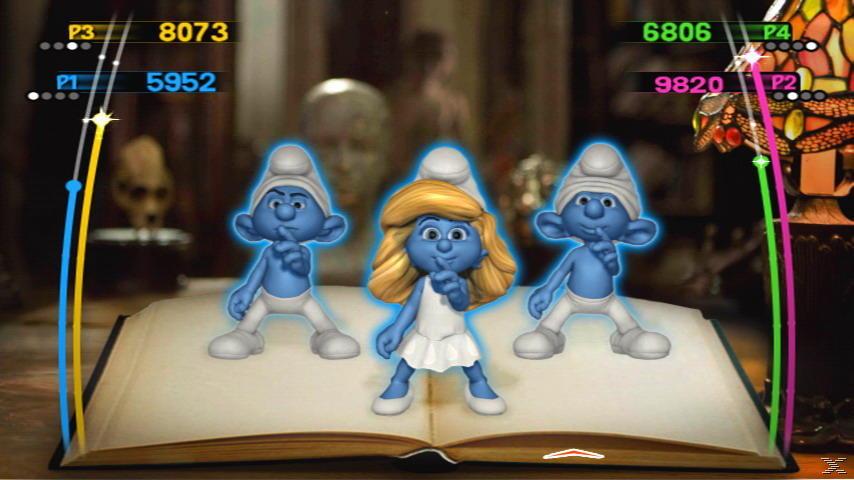 Die Schlümpfe Party Pack - Nintendo Wii