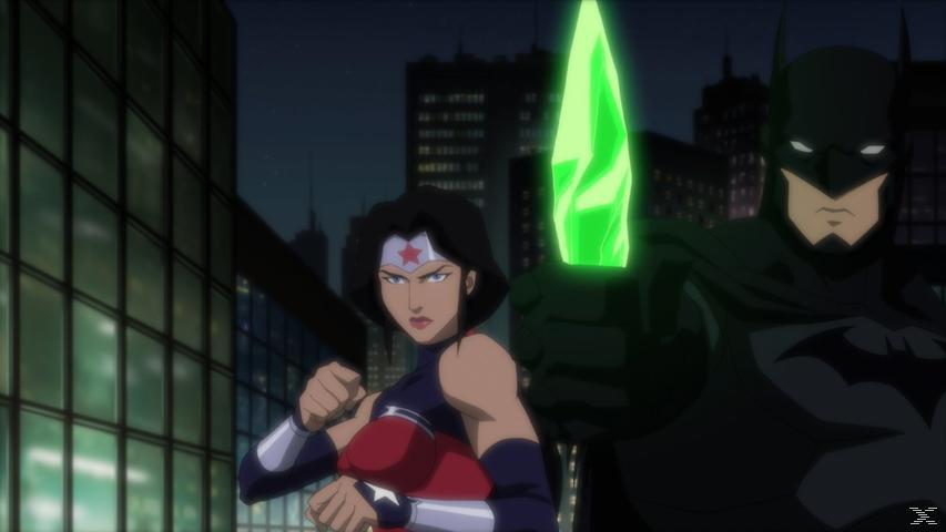 Justice League vs. Teen Titans - (DVD)