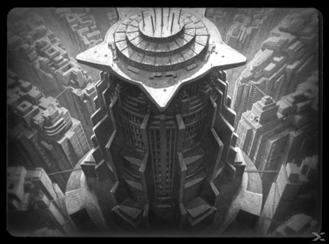 Metropolis [Blu-ray]
