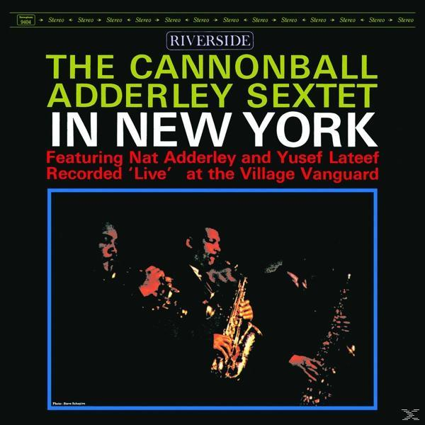 IN NEW YORK (LP)
