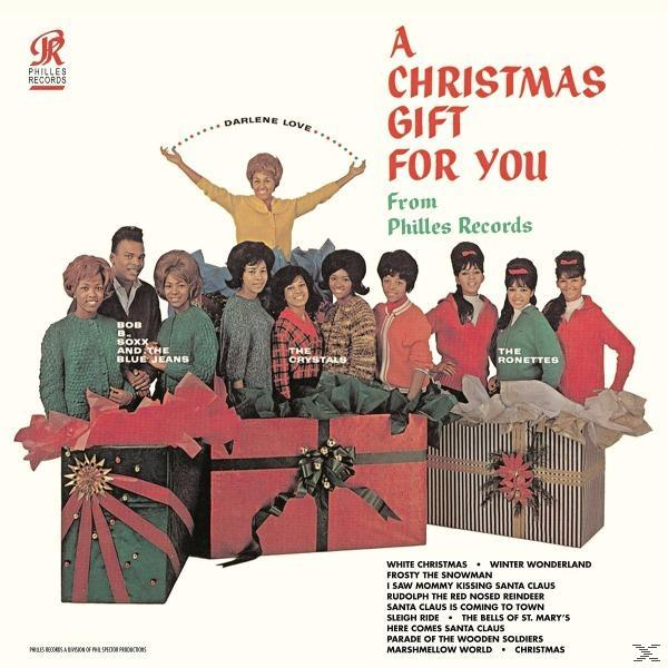 A CHRISTMAS GIFT FOR YOU (LP)