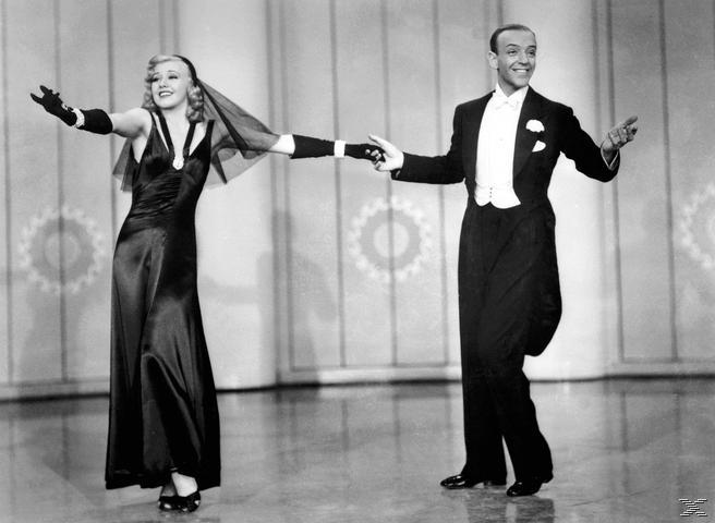 Fred Astaire und Ginger Rogers in Swing Time - (DVD)