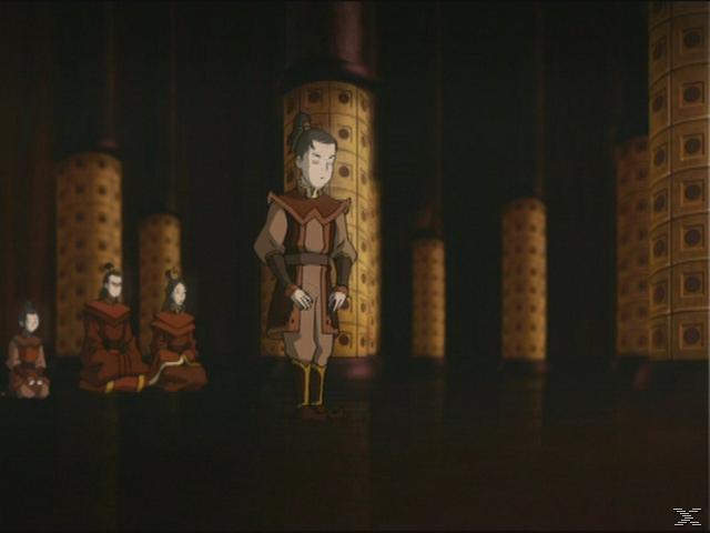 Avatar – Der Herr der Elemente - Buch 2: Erde (Volume 2) - (DVD)