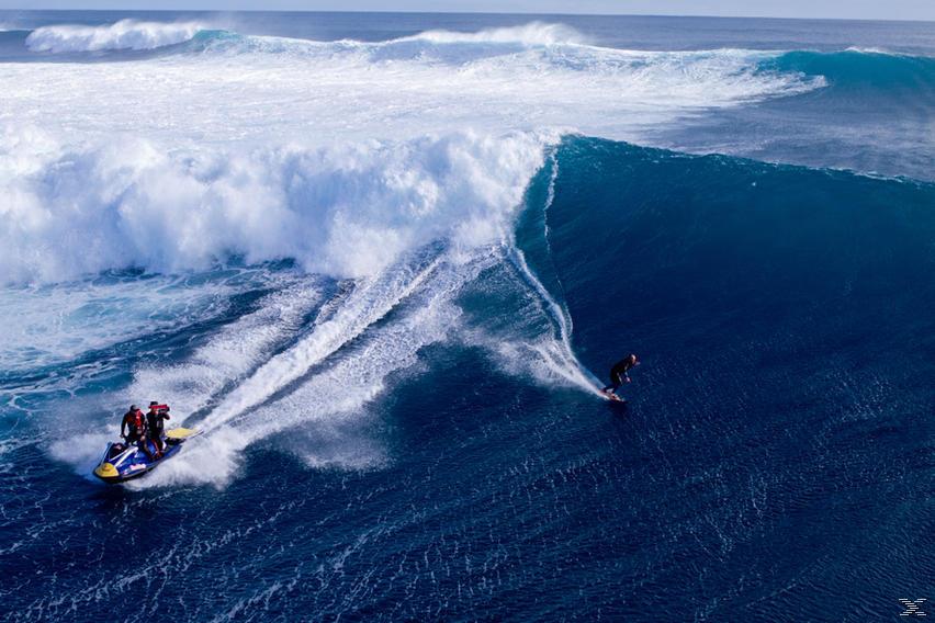 Storm Surfers 3D - (3D Blu-ray)