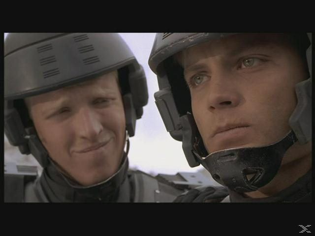 Starship Troopers Science Fiction Blu-ray