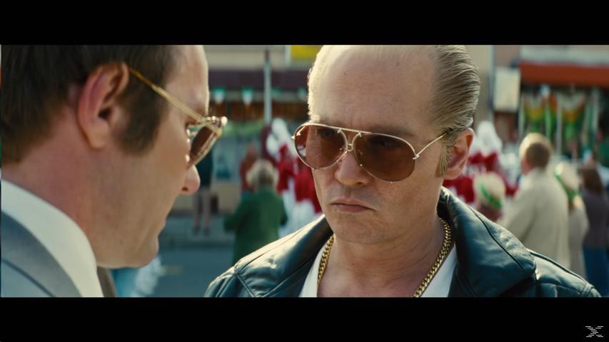 Black Mass - (Blu-ray)