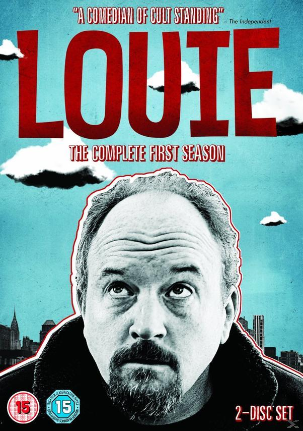 Louie - Season 1 - 2 Disc DVD