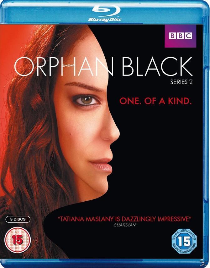 ORPHAN BLACK SERIES 2 [BLU RAY]