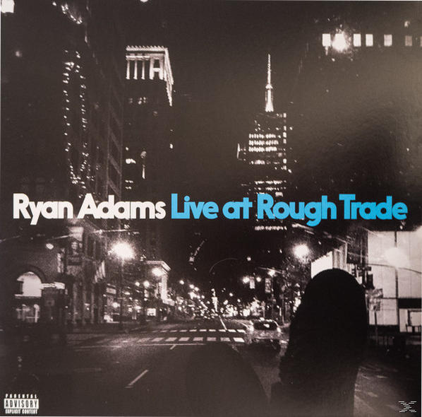 LIVE AT ROUGH TRADE (LP)