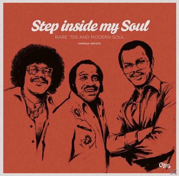 STEP INSIDE MY SOUL (2LP)