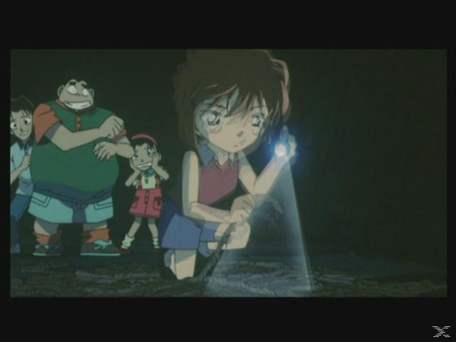 Detektiv Conan - 3. Film - Der Magier des letzten Jahrhunderts - (DVD)