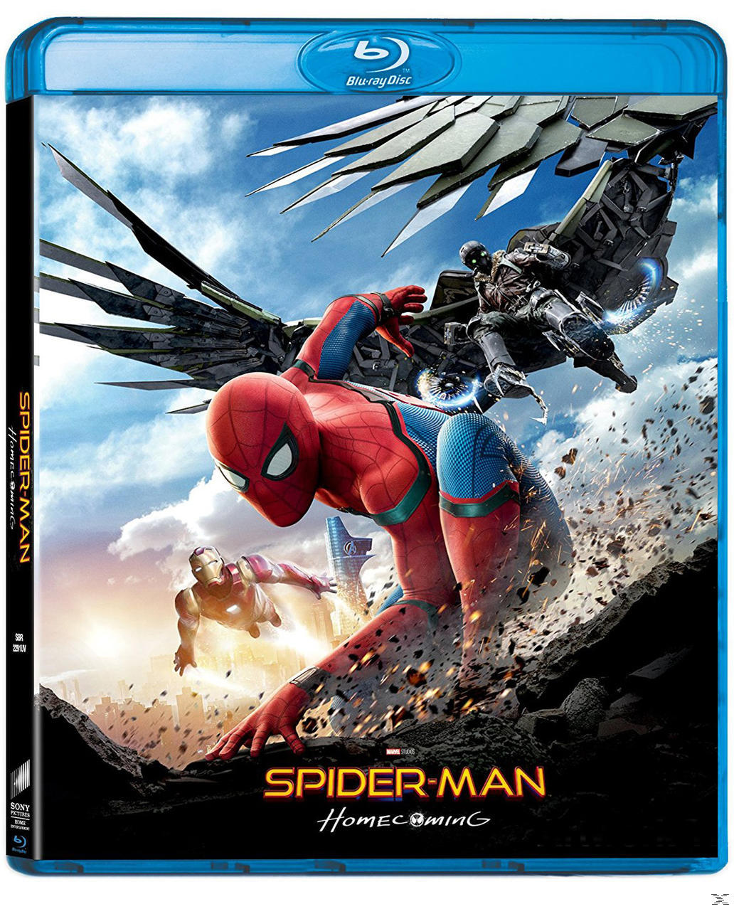 SPIDER-MAN: ΕΠΙΣΤΡΟΦΗ ΣΤΟΝ ΤΟΠΟ[BLU RAY]