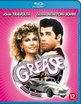 GREASE [BLU RAY]