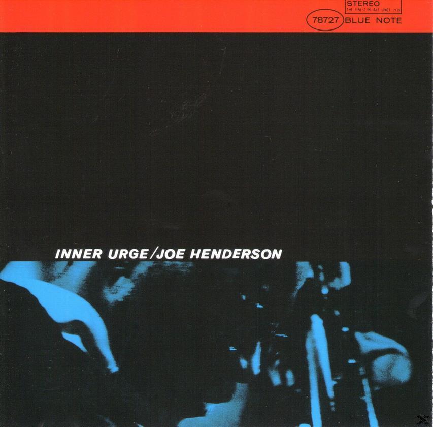 INNER URGE (LP)