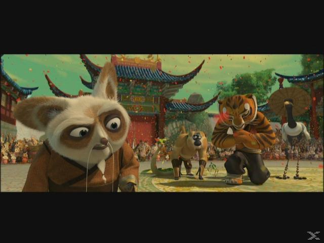 Kung Fu Panda; Kung Fu Panda 2 - (DVD)