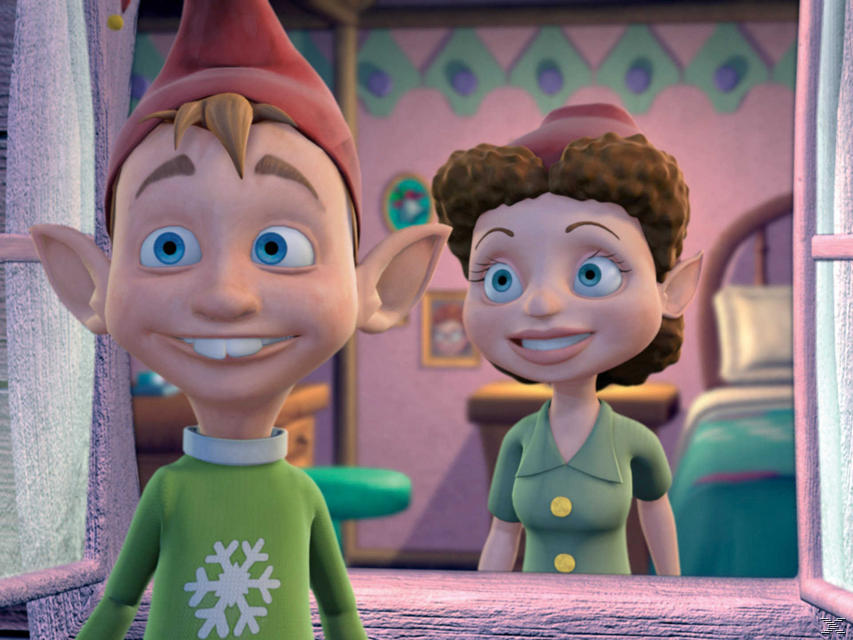 Der Glückliche Elf - (Blu-ray)