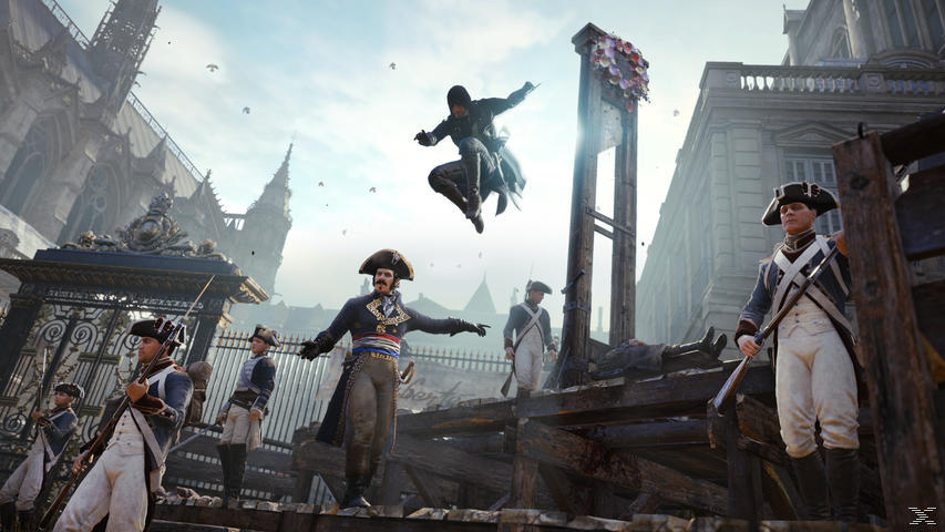Assassin's Creed Unity (Bastille Edition) - Xbox One