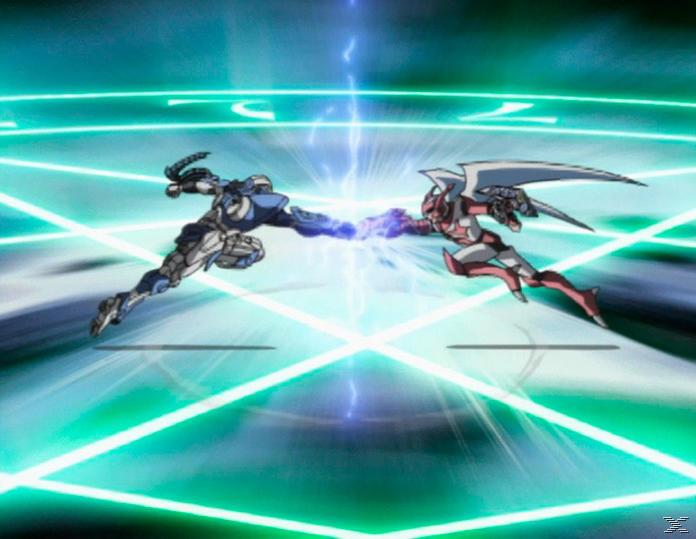 Yu-Gi-Oh! Staffel 4.2 - (DVD)