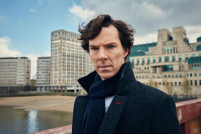 Sherlock - Staffel 4 - (Blu-ray)