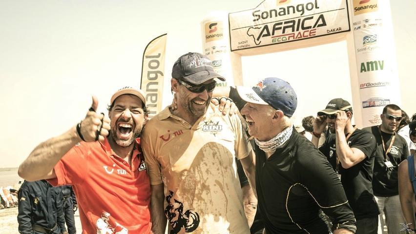 AFRICA RACE-ZWEI BRÜDER ZWISCHEN PARIS UND DAKAR - (DVD)